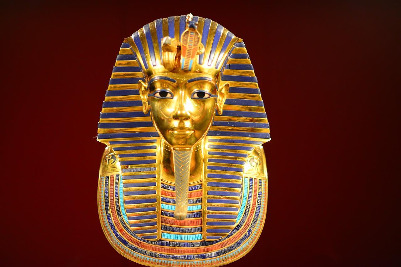 Portrait du signe astrologique égyptien Geb